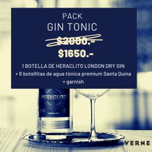 Gin tonic dia del padre